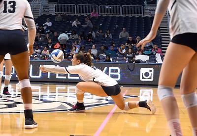 Butler vs Xavier Volleyball