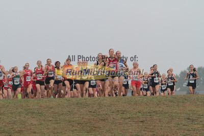 Division 2 Women - 2013 Portage Invite