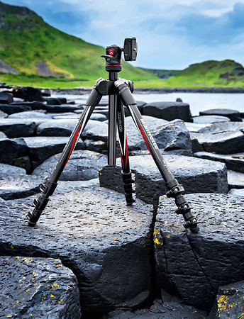 Manfrotto BeFree Travel Tripod - Icland Travel