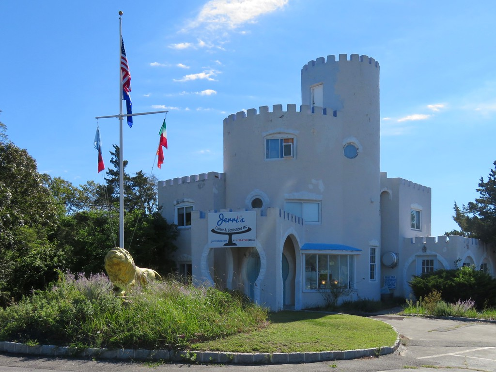 Castle at Casa Basso on Long Island