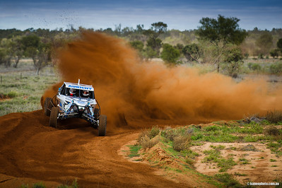 2013 Finke Desert Race cars only