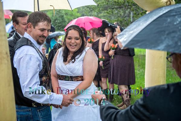 Owen and Michelle's Wedding 6/7/14