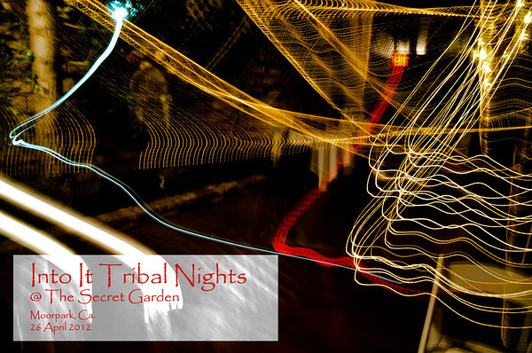 Into It Tribal Nights - April 2012