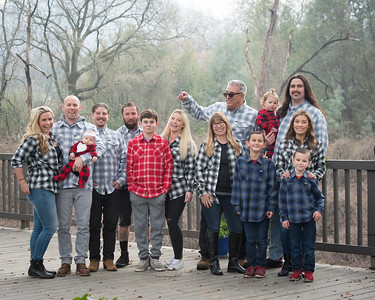 Brossard-Mahoney Family 2019