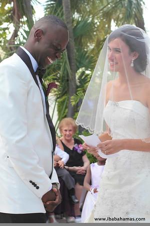 Garth & McCall | Destination Wedding | The Hilton Resort | Nassau, Bahamas