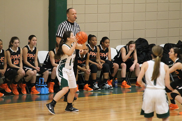 Girls Basketball (Pine Prairie)