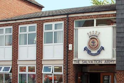 Salvation Army Church, Non-Denominational, West St Helen Street, Abingdon, OX14 5BL