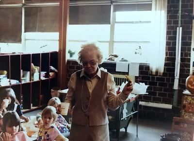 Robin's Kindergarten
