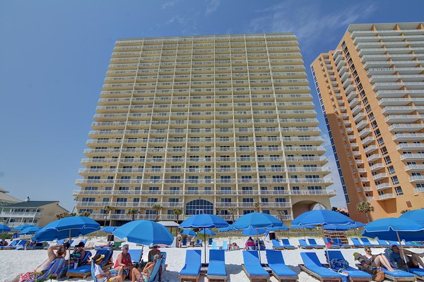 Celadon Beach Resort, Panama City Beach, Florida