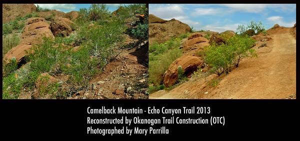 Echo Canyon Trail - B&A