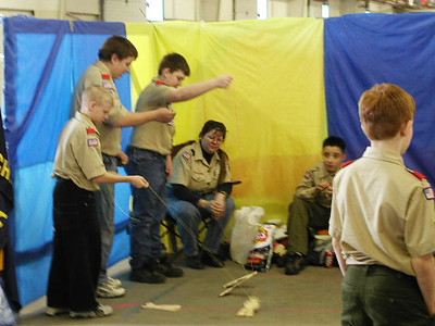 2001 March Scout Show