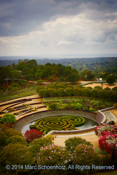 The View:  J. Paul Getty Museum