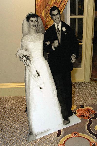 Dunn 50th Wedding Anniversary