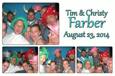 8-23 Tim & Christy Farber