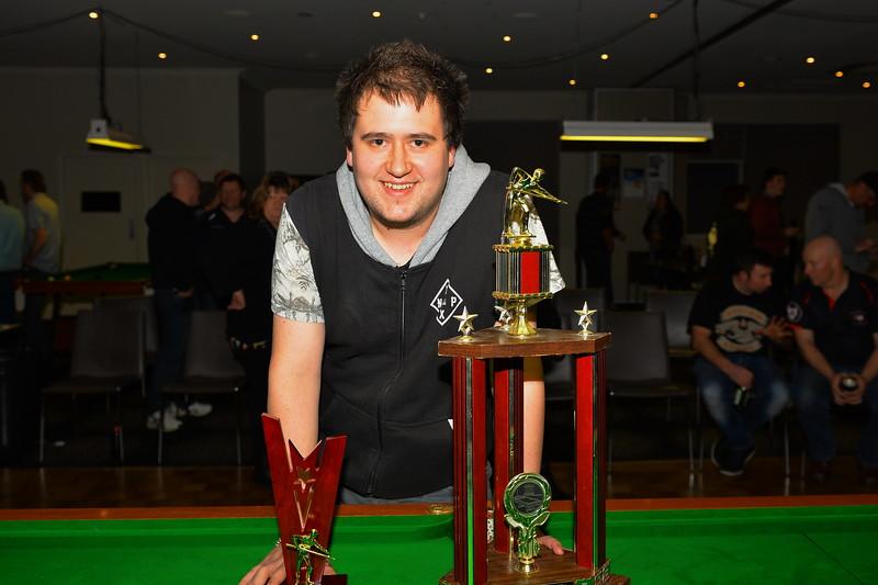 2015 winner Jake McCartney