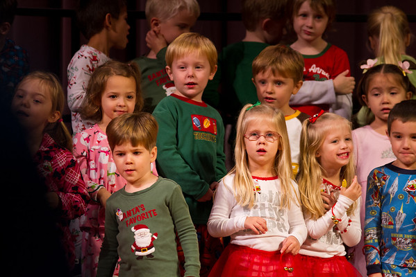 Preschool Christmas Sing-Along - December 15, 2011