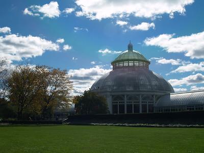 Chihuli Glass at NY Botanical Gardens