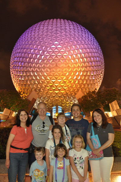Disney World - June 2010 - Photopass Pictures
