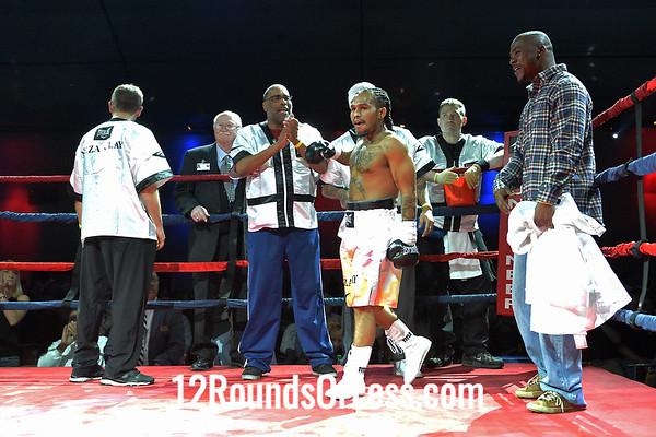 Dec. 1, 2012, Pro-Am, Roy Jones Jr & TNT, Mountaineer