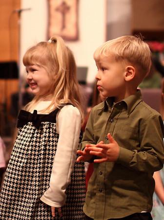Kids Choir Christmas 2008