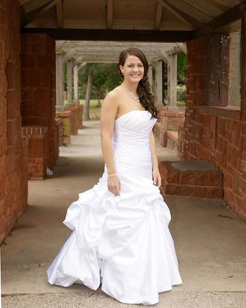 Kassidy Bridal Portraits