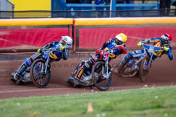 Birmingham Brummies vs Eastbourne Championship Shield 1st May 2019