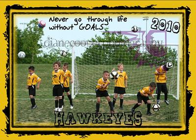 Hawkeyes Soccer Team