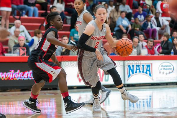 12/4/13 Women's Basketball vs. Grace