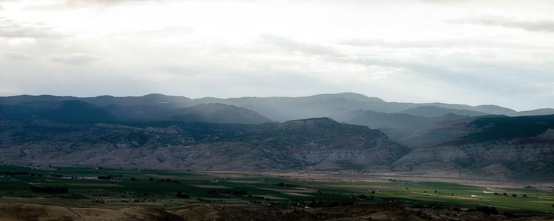 Pahvant Range