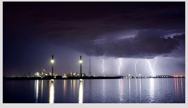 October 2018 Lightning