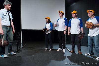 ATX Sketch Fest 2012 II Astronaut Theatre & Stag Comedy