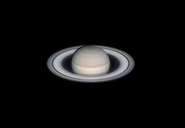Saturn August 11, 2019