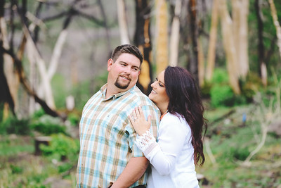 Whitney and Chad Engagements 2020
