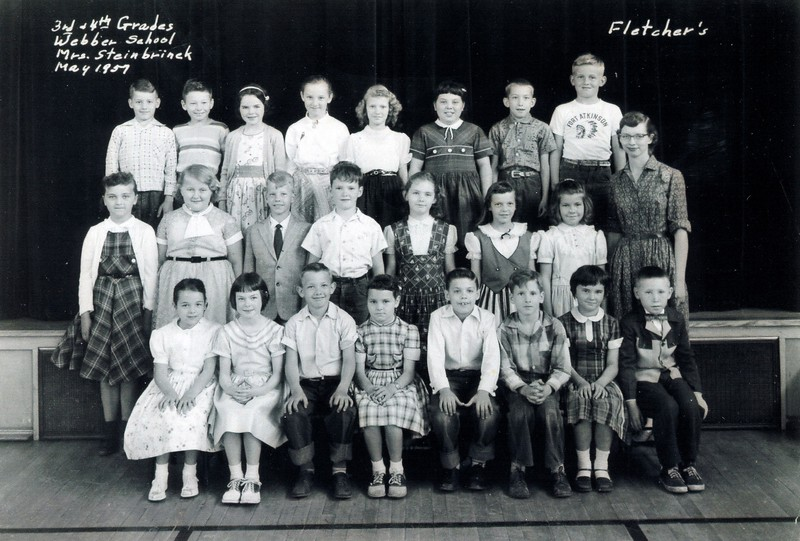Webber 3_4th Grade Steinbrinck
