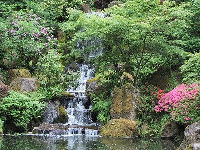 Japanese Gardens (Portland)