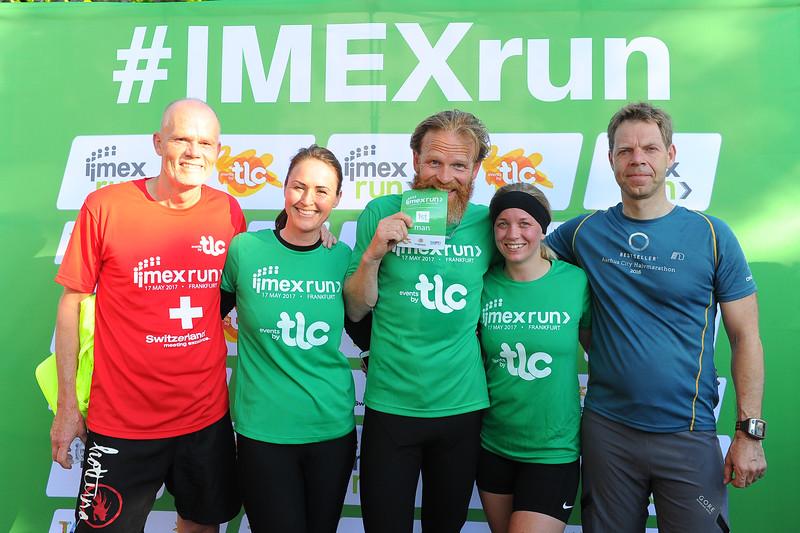 IMEX run