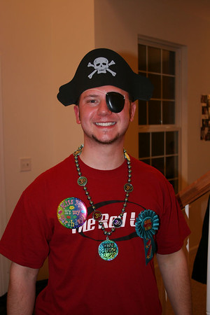 Dave's 30th Birthday Pirate Party - January 28, 2006