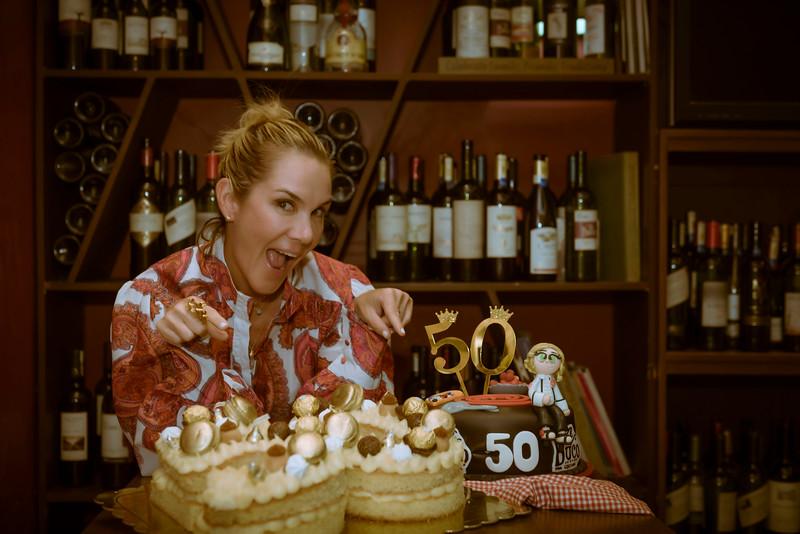 Los 50 de Irene G