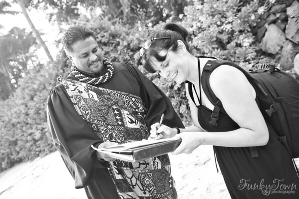Kara & Don - Ceremony & Preparations in Hawaii