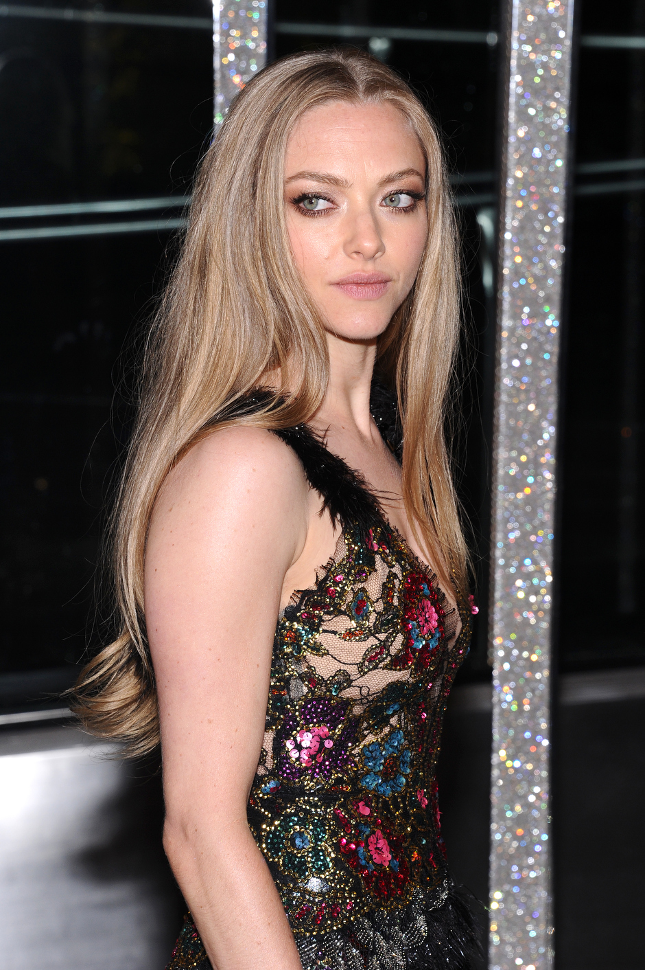 . Amanda Seyfried attends the 2015 CFDA Fashion Awards at Alice Tully Hall on Monday, June 1, 2015, in New York. (Photo by Charles Sykes/Invision/AP)