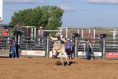 Sat Bareback & Saddle Broncs