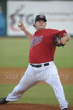 Twins vs Braves 8-31-2012