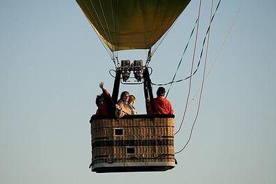 Ballonfahrt Fresing 2007