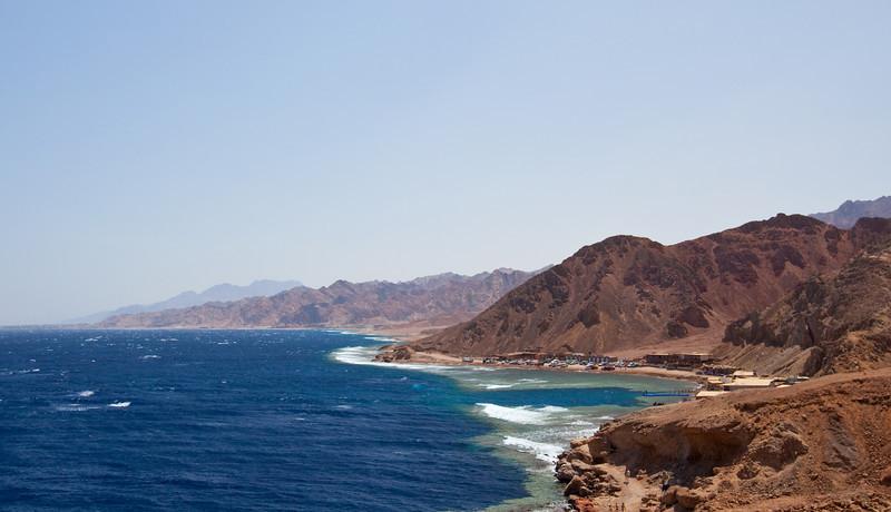 The Blue Hole  Dahab, Egypt