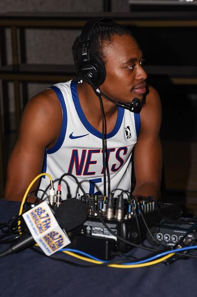 WRHU at Long Island Nets Media Day - 10/26/2017