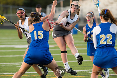 5-12-15 Holy Angels Stars v Minneapolis Warriors Girls Lacrosse