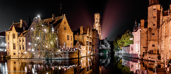 1411 Brugge by Night