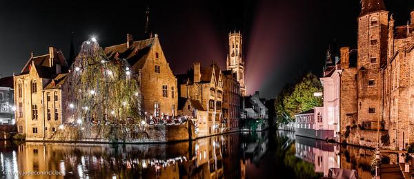 1411 Brugge by Night