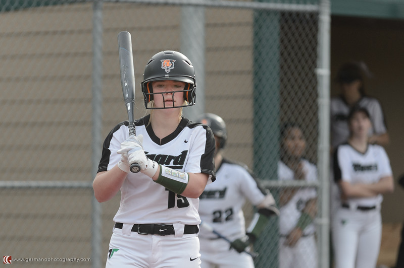 THS Varsity Softball vs Sunset
