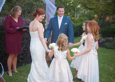 Steve and Lindsay Get Married
